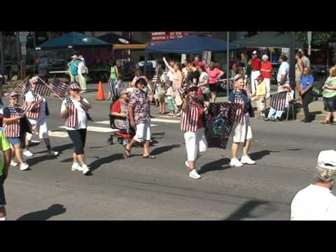 Bradford County Bicentennial Parade 2012
