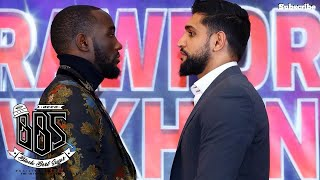 Reed BBS Can Terence Crawford Claim Errol Spence Jr A Side As PPV Star With Amir Khan | Danny Garcia