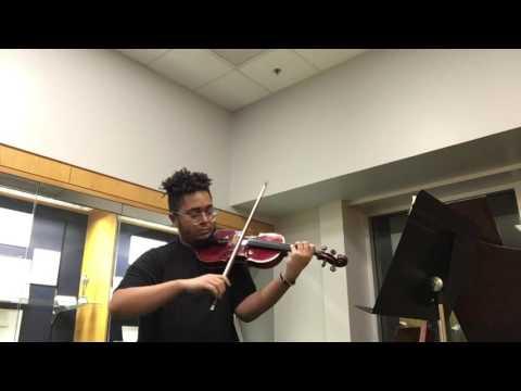 Brevard Music Center Audition 2016