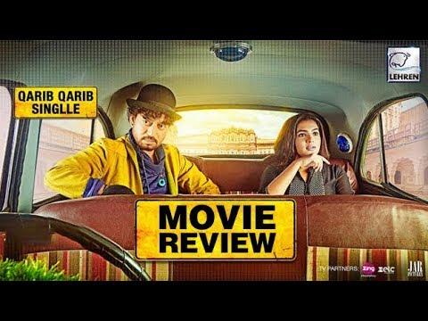 Qarib Qarib Single MOVIE REVIEW | Parvathy, Irrfan Khan | LehrenTV