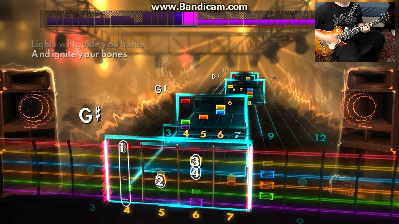 Rocksmith: All-new 2014 Edition - Coldplay: Fix You 2017 pc game Img-4
