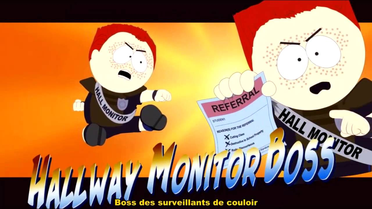 Download South Park   Le bâton de la vérité   Compilation des cinématiques du jeu PS3
