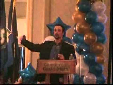Daniel Shea, Co-Keynote Speech at Future Business Leaders of America CT conference