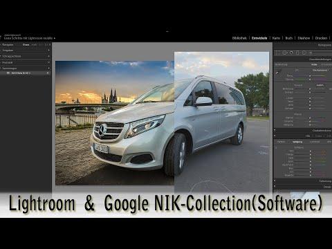 Lightroom & Google-Niksoftware, Installation/Nutzung/Tool-Tipps