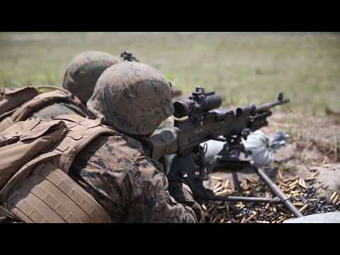 Philippines and U.S Marines Perform C-4 Charges Demolition and Squad Attacks