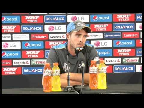 Live Post Match Press Conference : New Zealand v England - Wellington