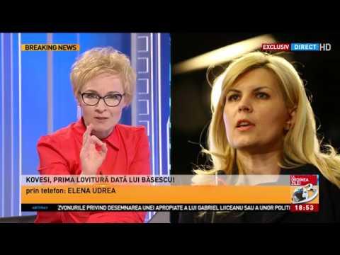 """Elena Udrea, declarații la Antena 3, după condamnarea din """"Gala Bute"""": Este o sentință abuzivă"""