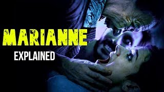 MARIANNE (2019) Netflix Series Explained In Hindi