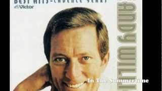 andy williams-10 live in japan-1973ー10      In the summertime