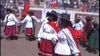 Voces del Ande de Mollebamba - Antabamba - Apurimac: TARDE TAURINA