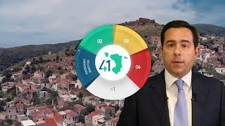 Ν. Μηταράκης: Το σχέδιο μου για τη Χίο βασισμένο σε 4+1 πυλώνες