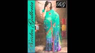 latest indian sari Thumbnail