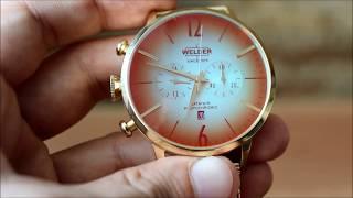 Welder Moody Saat inceleme - Modunuza Göre Renk Değiştiren Saat