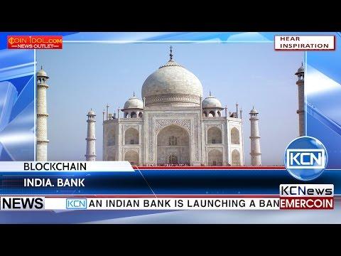 KCN Bank Blockchain Pilot in India