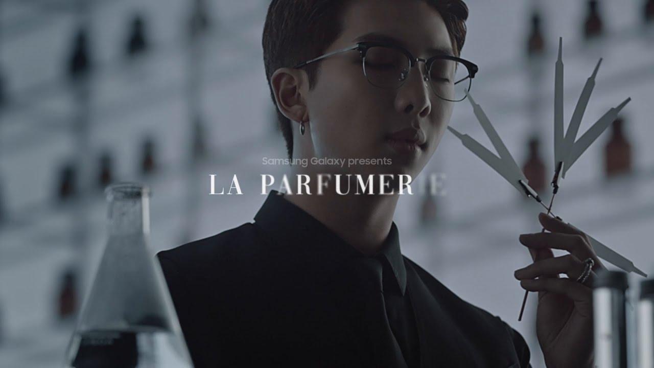 Galaxy x BTS: La Parfumerie: Mystic Bronze | Samsung