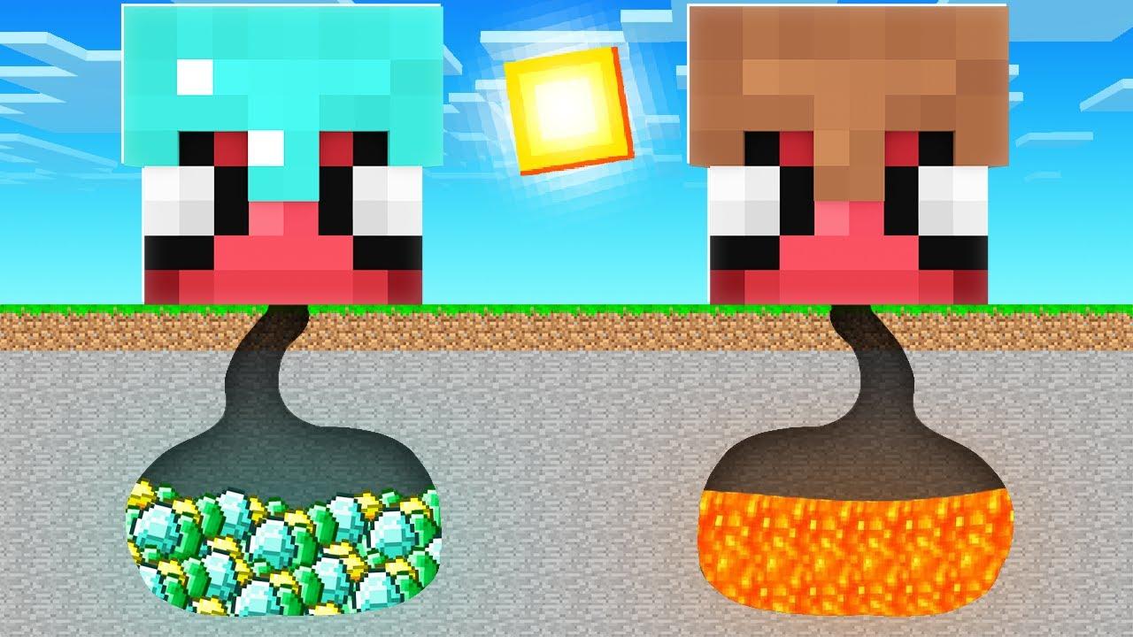 Download 1000$ FERİTED VS 1$ FERİTED - Minecraft