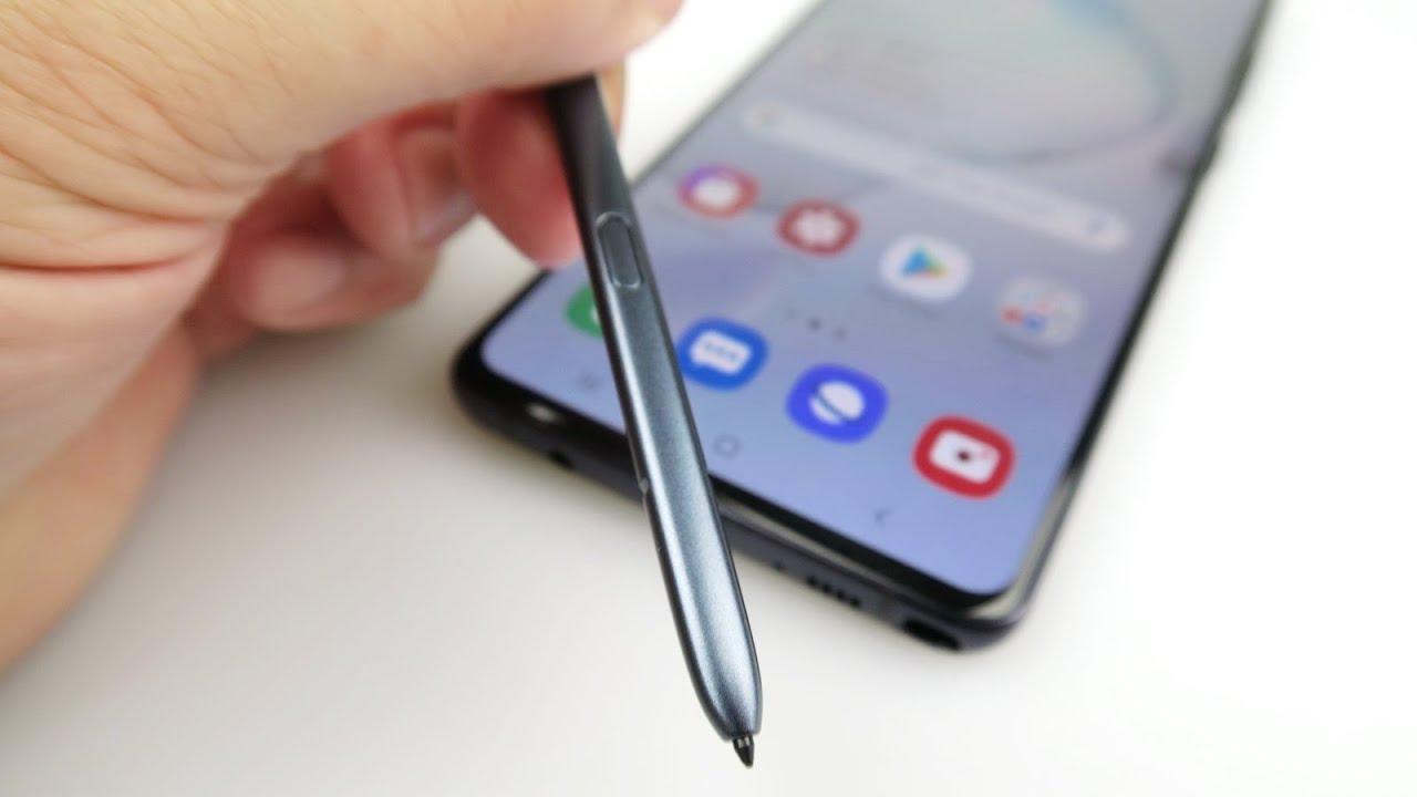 Samsung Galaxy Note 10 Lite Review în Limba Română (Telefon cu Stylus și cameră triplă)