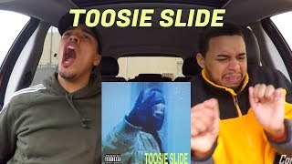 Baixar DRAKE - TOOSIE SLIDE | REACTION REVIEW