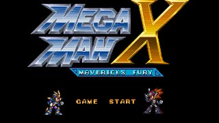 Megaman X Maverick´s Fury Demo [DOWNLOAD]