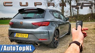 SEAT LEON CUPRA R 2018 | POV REVIEW on ROAD & AUTOBAHN by AutoTopNL