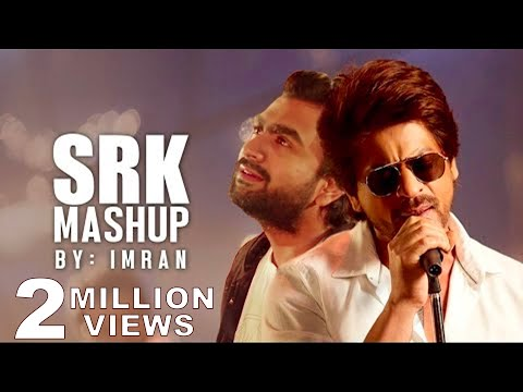 Shahrukh Khan Mashup | 53rd Birthday | Imran Mahmudul |  Hindi Cover Song