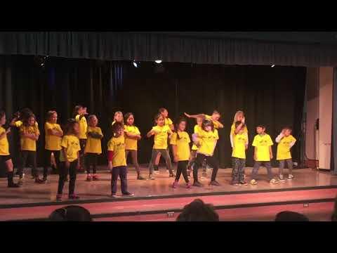 Wood Ranch Elementary Dance Performance - Wood Ranch Elementary Dance Performance - YouTube