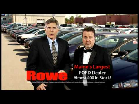 What services does Rowe Westbrook Ford offer?
