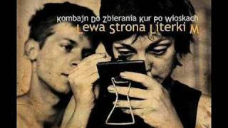 Kombajn Do Zbierania Kur Po Wioskach - Lewa Strona Literki M