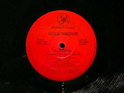 Soul Amour Alegria Phearce Club Mix En Ingles Phearce Musica