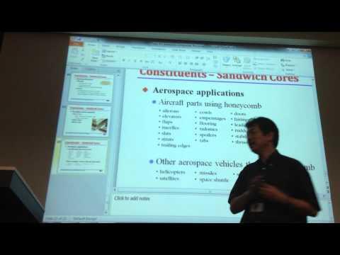 Aerospace Manufacturing Composite Materials