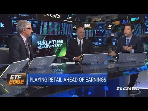 The retail ETFs to watch ahead of earnings