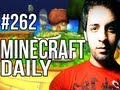 Minecraft Daily (FaceCam Edition) | Ep.262 | Ft. Steven | I almost got struck by Thunder TWICE!!!