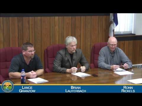 Hardin County Board of Supervisors Meeting: 10-16-13