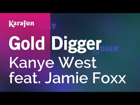 Karaoke Gold Digger - Kanye West *