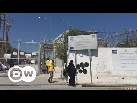 Terror at the Moria refugee camp | DW Documentary