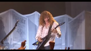 Baixar MEGADETH new song The Threat is Real track review by RockAndMetalNewz