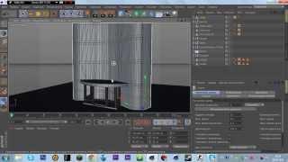 Урок по основам моделирования в Cinema4D