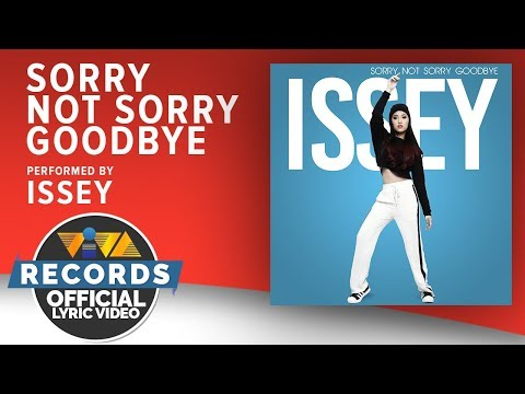 Issey — Sorry Not Sorry, Goodbye | Squad Goals OST [Official Lyric Video]