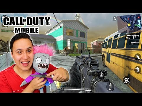 CALL OF DUTY MOBILE OFICIAL PARA ANDROID / IOS / Descarga