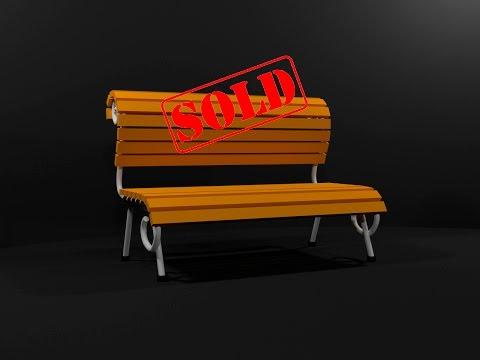 Как продать 3D модель. Готовим модель к продаже.