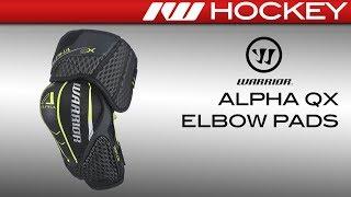 Warrior Alpha QX Elbow Pad Review