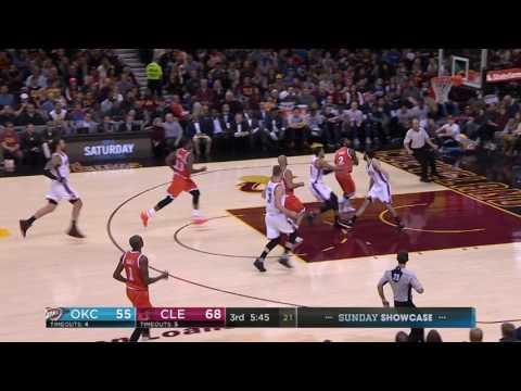 Oklahoma City Thunder at Cleveland Cavaliers - January 29, 2017