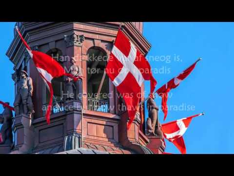 Denmark: Tjing Tjang Tjing Lutilej (with lyrics + translation)