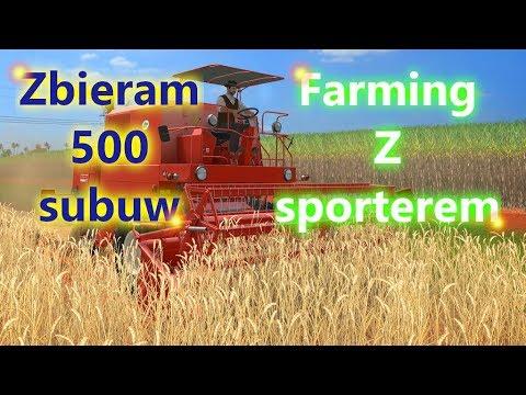 Farming 17 + kazdy top donejt dostanie ds do rozmowy ze mn na 500 subow kamerka
