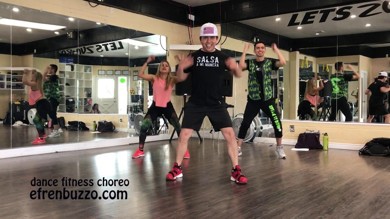 REGGAETON! Echamé Agua by Yomil y El Dany (dance fitness)
