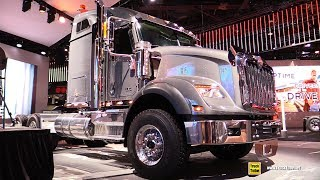 2018 International HX 620 Truck - Walkaround - 2017 NACV Show Atlanta