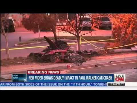 Shocking New Video of Paul Walker Crash
