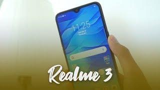 Realme 3 Malaysia - RM599, Helio P60, Bateri 4230mAh, Mikro-USB