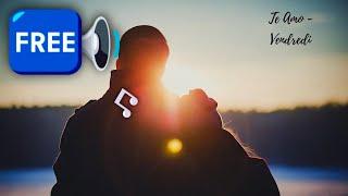 Te Amo - Vendredi [No Copyright Music] | Life's Sounds
