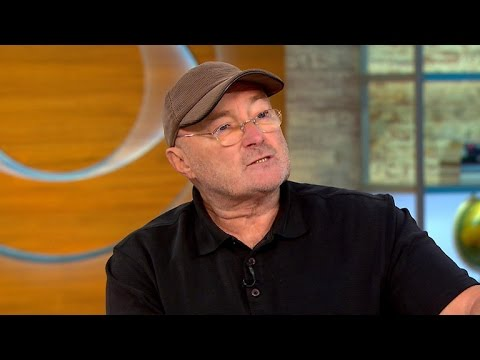 """Phil Collins on memoir, """"Not Dead Yet,"""" family and career"""